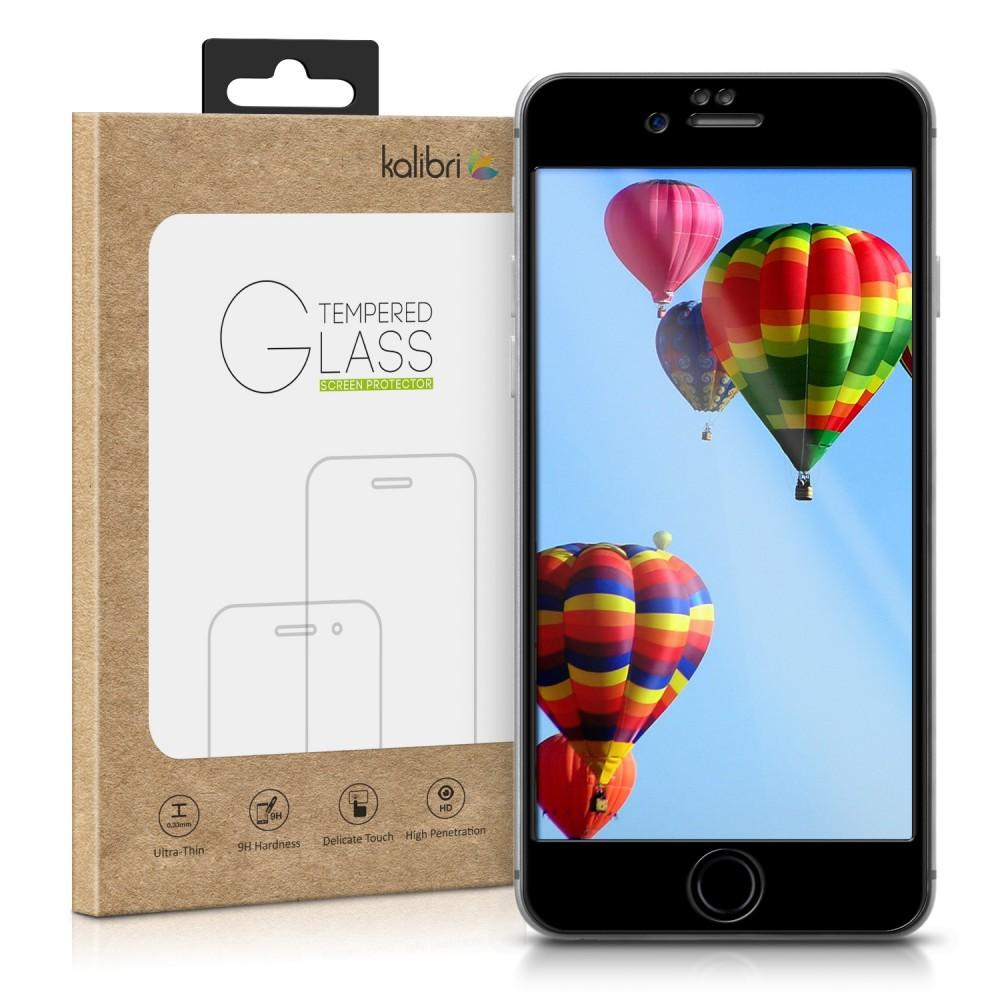 Premium tvrdené ochranné sklo pre Apple iPhone 6 - priehľadná 124f349bba3